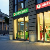 Photo taken at AMPELMANN Shop am Gendarmenmarkt by AMPELMANN Berlin on 4/7/2015