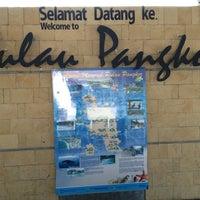 Photo taken at Terminal Jeti Lumut by Hafizan C. on 12/4/2012