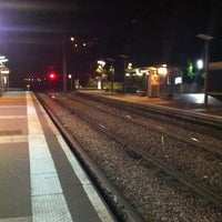 Photo taken at Station Suresnes – Longchamp [T2] by Alexandre M. on 6/29/2013