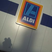 Photo taken at Aldi by Brett C. on 12/30/2012