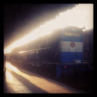Photo taken at Bilaspur Railway Station by Bandeep Singh K. on 10/29/2012