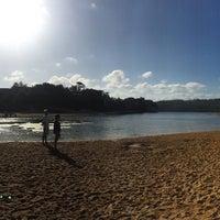 Photo taken at Copacabana Beach by Marcela U. on 11/26/2016