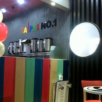 Photo taken at Share Tea by Indira R. on 3/9/2014