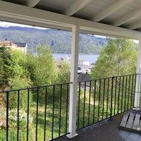 Photo taken at Sauda Fjord Hotel by Ineke (Muzieneke) L. on 5/13/2016