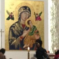 Photo taken at Igreja São Raimundo by Débora M. on 1/9/2013