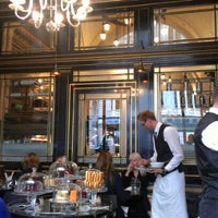 Photo taken at The Wolseley by Noel H. on 11/23/2012