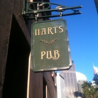 Photo taken at Harts Pub by Daniel P. on 8/15/2013