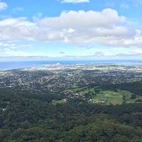 Photo taken at Robertsons Lookout by Daniel P. on 4/5/2014