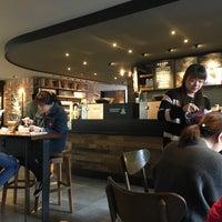 Photo taken at 星巴克 Starbucks by Bernard C. on 11/3/2016