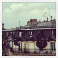Photo prise au Grand Hôtel des Gobelins par Marina C. C. le6/3/2014