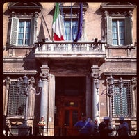 Photo taken at Palazzo Madama by Marina C. C. on 10/3/2012