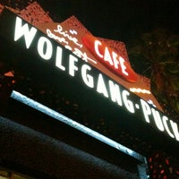 Photo taken at Wolfgang Puck Grand Cafe by @ M. on 2/26/2013