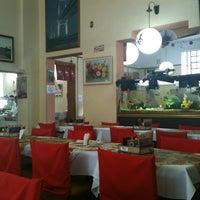 Foto tirada no(a) Restaurante Sanko Grand Hotel por @ M. em 4/6/2013
