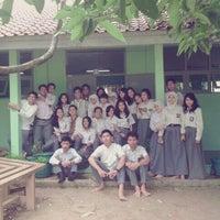 Photo taken at SMA Negeri 6 Bogor by Refy F. on 9/12/2013