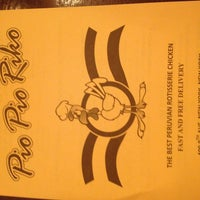 Photo taken at Riko Peruvian Cuisine by Viviana E. on 8/10/2013