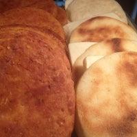 Photo taken at Las Americas Bakery by Viviana E. on 7/28/2013