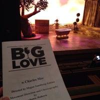Photo taken at Kansas City Repertory Theatre: Copaken Stage by Tabitha W. on 10/25/2013
