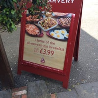 Photo taken at Toby Carvery by Sarah R. on 4/18/2014