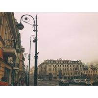 Photo taken at Алеутская улица by Tyler D. on 5/2/2015