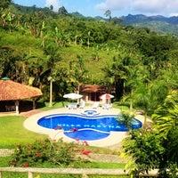 Photo taken at Finca Villa Martha by 💀Pavel G. on 1/6/2013