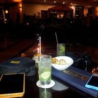 Photo taken at Coba Premium Lobby Bar by Marco C. on 1/1/2014