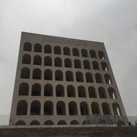 Foto scattata a Palazzo della Civiltà e del Lavoro da Chiara A. il 4/15/2018