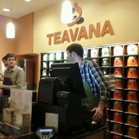 Photo taken at Teavana by Samy W. on 1/27/2013