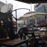 Photo taken at crew coffee by Joohyun on 4/5/2015