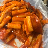 Photo taken at 원조떡볶이 by 2heeyeon on 4/12/2018