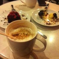 Photo taken at Starbucks by Melek T. on 2/8/2013