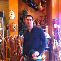 Photo taken at Mountain Woodcarving by Tiffany M. on 3/27/2013