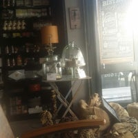 Photo taken at cafe bistrot oppidum by E.T on 7/13/2014