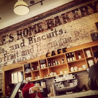 Photo taken at The Cafe at Cakes & Ale by Mark B. on 1/27/2013