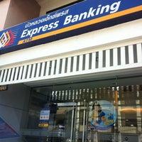 Photo taken at Bangkok Bank BoPhut by Renat A. on 10/27/2012