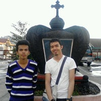 Photo taken at Don Bosco Parish by Brynner F. on 3/29/2013