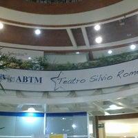 Photo taken at Teatro Silvio Romero by Laio Angelo S. on 10/6/2013