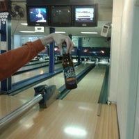 Photo taken at Patterson Bowling Center by Brian G. on 11/6/2012