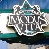 Снимок сделан в Modus Vita пользователем Карина Д. 10/5/2012