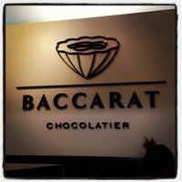 Das Foto wurde bei Baccarat Chocolatier von Margarita K. am 1/6/2013 aufgenommen