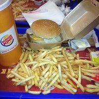 Photo taken at Burger King by Akköse A. on 9/2/2013