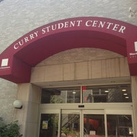 Photo taken at Curry Student Center by Ryan S. on 4/27/2013