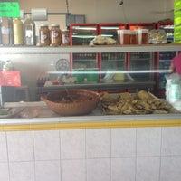 "Photo taken at Carnitas ""El Compa"" by ALEJANDRO I. on 10/29/2013"
