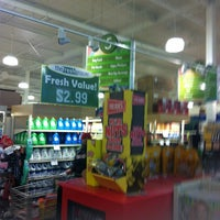 Photo taken at The Fresh Grocer by Sparkaline K. on 4/3/2013