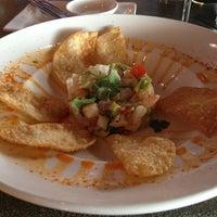 Photo taken at Blue Sushi Sake Grill by Dana S. on 3/28/2013