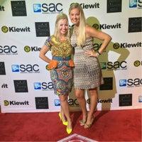 Photo taken at Omaha Fashion Week by Dana S. on 8/23/2014