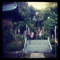 Photo taken at 瑞石山 清水寺 by Nagachan on 9/21/2013