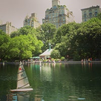 Photo taken at Central Park by Eliane v. on 6/19/2013