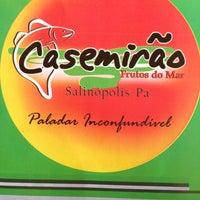 Photo taken at Restaurante Casemirão by Ana Paula L. on 3/31/2013