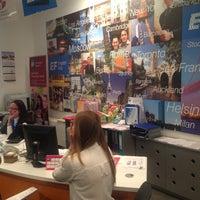 Photo taken at English First by Artem on 11/24/2012