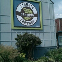 Photo taken at Stoudts Brewing Company by Bill P. on 9/22/2012